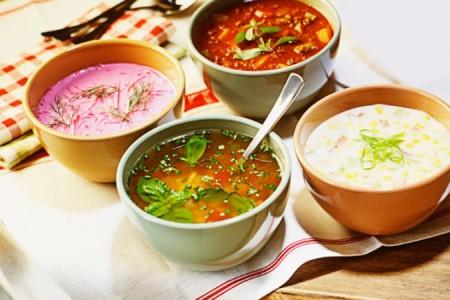 Рыбные супы и бульоны
