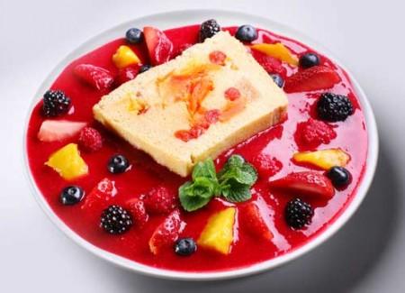Супы из ягод и фруктов